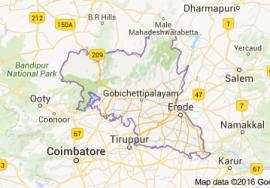 Erode District - Tamil Nadu